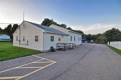 Taunton Single Family Home For Sale: 104 Winter Street