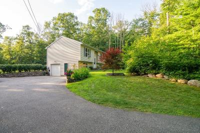 Single Family Home For Sale: 307 Westcott Rd