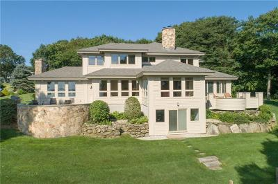 Narragansett Single Family Home Act Und Contract: 55 Searidge Dr