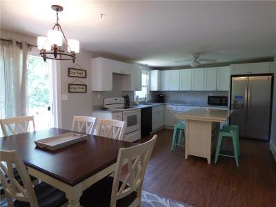Narragansett Single Family Home For Sale: 129 Sakonnet Boulevard