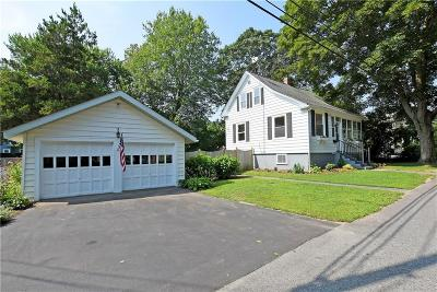 Bristol County Single Family Home Act Und Contract: 6 3rd St