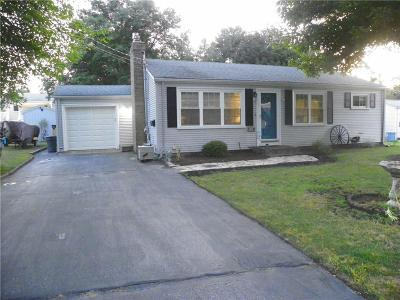 Lincoln Single Family Home Act Und Contract: 14 Vista Dr