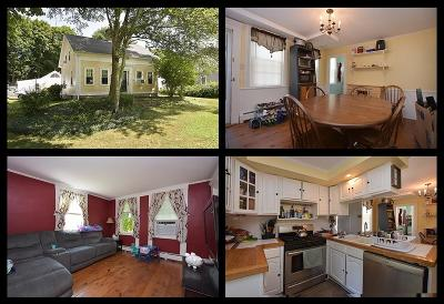Scituate Single Family Home Act Und Contract: 1615 Plainfield Pike