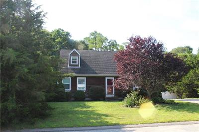 South Kingstown Single Family Home Active Under Contract: 36 Karee Court