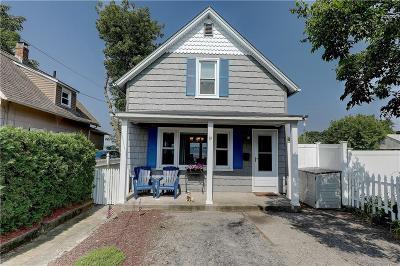 East Providence Single Family Home For Sale: 19 Jackson Av