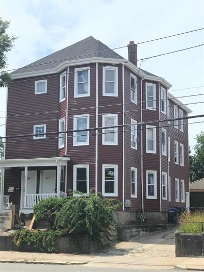 Providence Multi Family Home For Sale: 227 Dexter St
