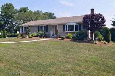 Cranston Single Family Home Act Und Contract: 322 Comstock Pkwy