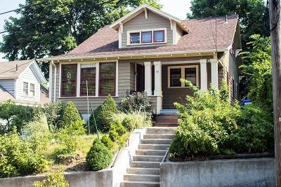 Providence Single Family Home Act Und Contract: 38 6th St