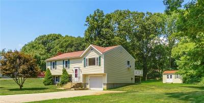 South Kingstown Single Family Home Active Under Contract: 212 Briarwood Drive