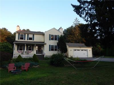Single Family Home Act Und Contract: 145 Old Shannock Rd