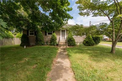 Bristol Single Family Home For Sale: 67 Duffield Rd