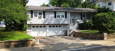Woonsocket Single Family Home For Sale: 920 Park Av