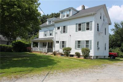 Cranston Multi Family Home For Sale: 5 Frankfort St