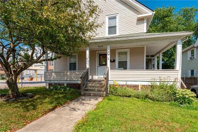 Woonsocket Single Family Home For Sale: 43 3rd Av