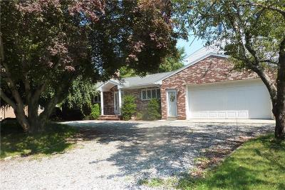 Cranston Single Family Home For Sale: 22 Clear View Dr