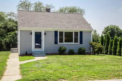 Portsmouth Single Family Home Act Und Contract: 44 Orchard View Rd