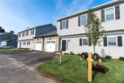 Scituate Condo/Townhouse For Sale: 5 Land Wy, Unit#7 #7