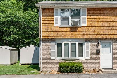 Warwick Condo/Townhouse For Sale: 35 Reed St, Unit#15 #15