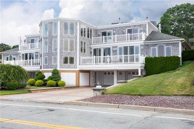 Cranston Condo/Townhouse For Sale: 1543 Narragansett Blvd, Unit#2 #2