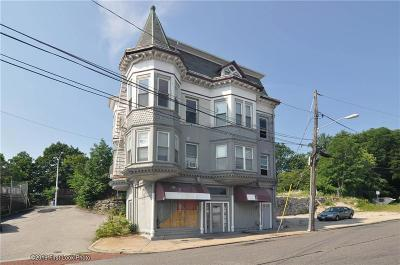 Woonsocket Multi Family Home For Sale: 42 Blackstone St