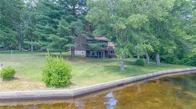 Single Family Home For Sale: 140 North Shore Rd