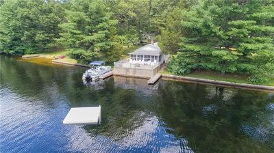 Single Family Home For Sale: 118 North Shore Rd
