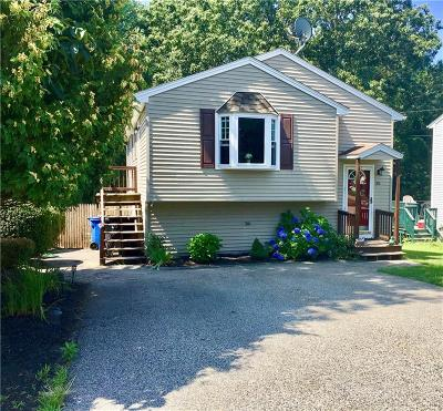 Cumberland Single Family Home For Sale: 35 Poisson Street