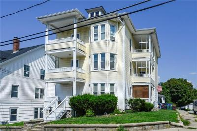 Woonsocket Multi Family Home For Sale: 212 Welles St