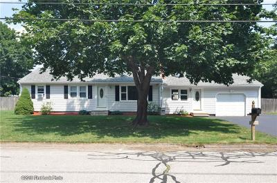 Seekonk Single Family Home For Sale: 142 Jean Drive