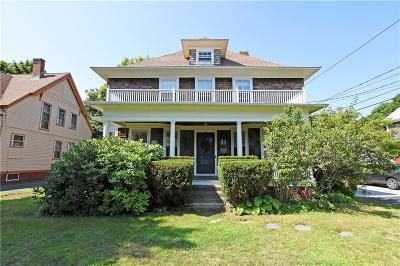 East Providence Single Family Home For Sale: 64 Greenwood Av