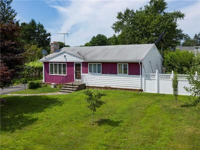 Seekonk Single Family Home For Sale: 70 Miller St