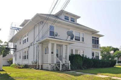 Woonsocket Multi Family Home For Sale: 306 Park Pl