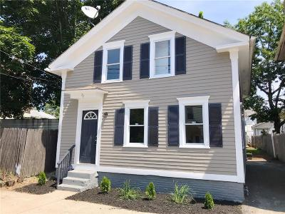 Providence Single Family Home Act Und Contract: 27 Unit St