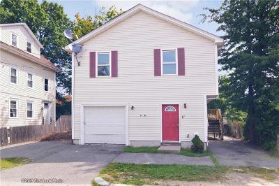 Providence Single Family Home For Sale: 17 Home Av