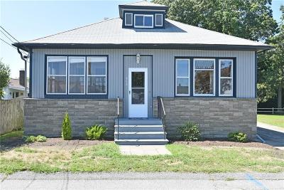 North Providence Single Family Home For Sale: 310 Langdon Street