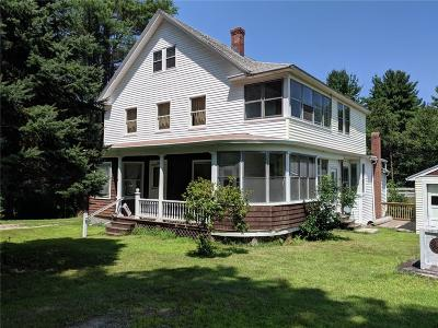 Burrillville Multi Family Home For Sale: 215 - A & B Old Wallum Lake Rd
