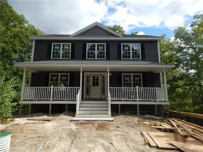 Burrillville Single Family Home For Sale: 2455 Wallum Lake Rd