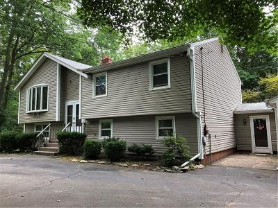 Single Family Home For Sale: 606 Hartford Pike