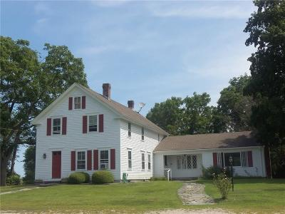 Portsmouth Single Family Home For Sale: 0 Canonchet Dr