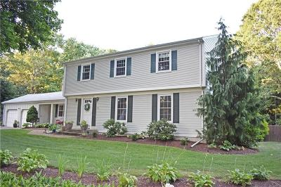 Bristol County Single Family Home Act Und Contract: 23 Heritage Rd