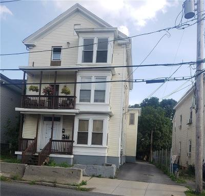 Providence Multi Family Home Act Und Contract: 38 Carter St