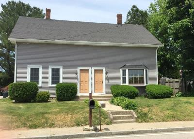 Single Family Home For Sale: 100 - 102 Greene St