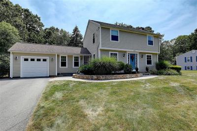 North Kingstown Single Family Home Act Und Contract: 140 Kingswood Rd