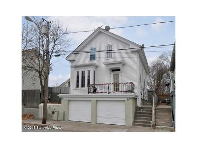 Providence Single Family Home For Sale: 59 Webster Av