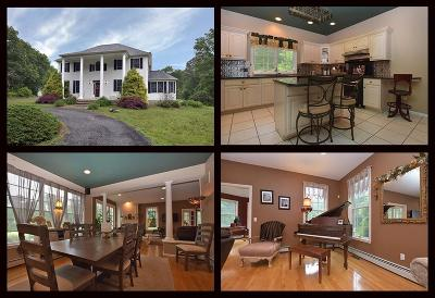 Scituate Single Family Home For Sale: 1560 Chopmist Hill Rd