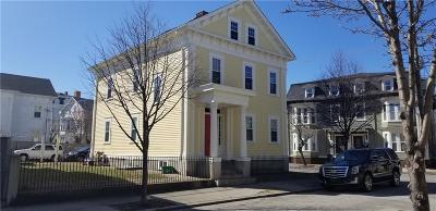Providence Multi Family Home Act Und Contract: 21 Pallas St