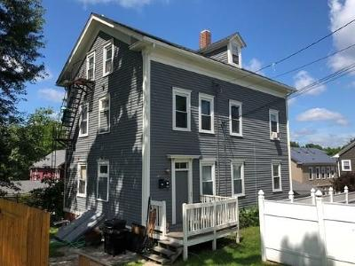 Providence Multi Family Home For Sale: 44 Padelford St