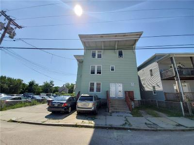 Woonsocket Multi Family Home For Sale: 42 - 44 Parker St