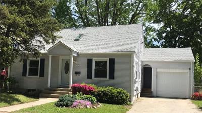 Johnston Single Family Home For Sale: 11 Serrel Sweet Rd