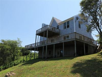 Block Island Single Family Home For Sale: 1648 Off Lakeside Drive
